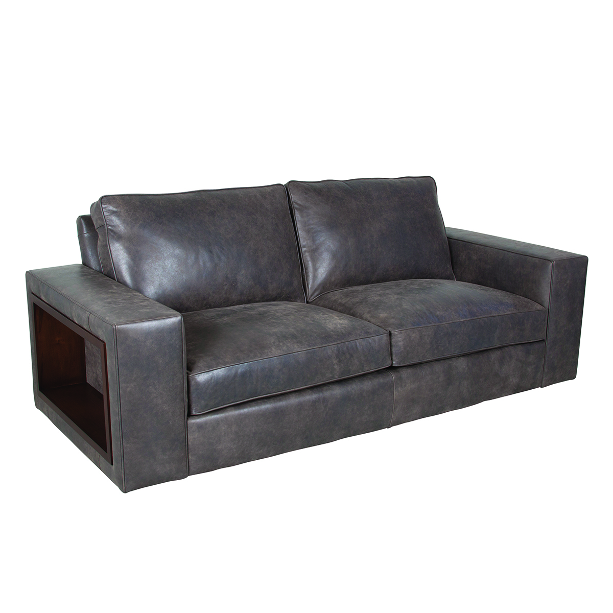 Edison Sofa. Classic Leather