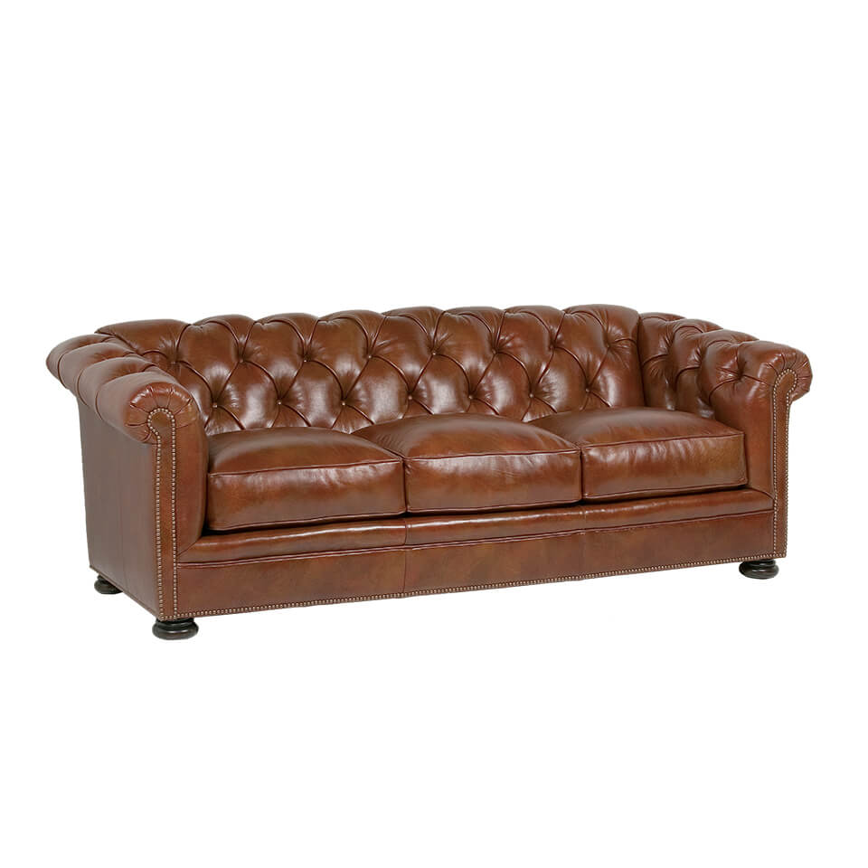 classic leather furniture made in america since 1966