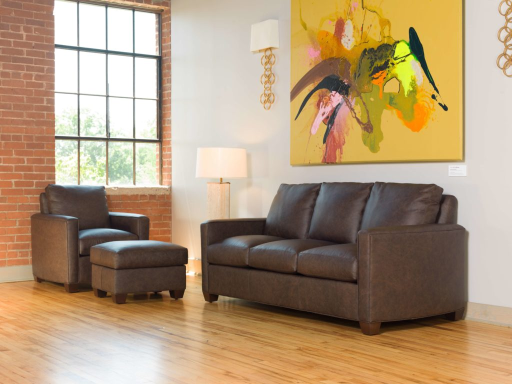 Superb Classic Leather Furniture Made In America Since 1966 Onthecornerstone Fun Painted Chair Ideas Images Onthecornerstoneorg
